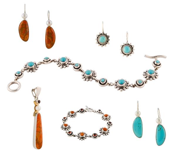 zilveren sieraden Mexico