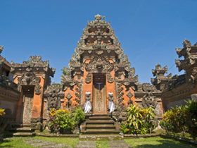 Hindoe tempel