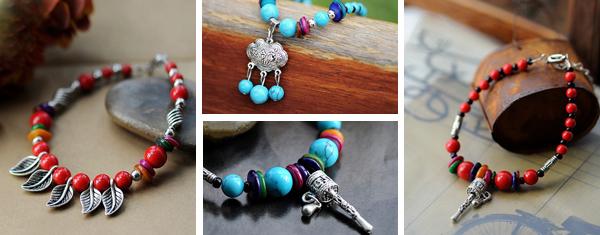 Gratis spiritueel kralenarmbandje uit Tibet bij Wereldse Juwelen