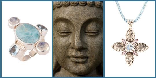 Handgemaakt zilveren sieraden uit Indonesië
